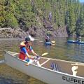 Clayquot Arm Year End Trip - Scouts Section