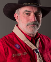 Terry Grant, Chief Scout Canada